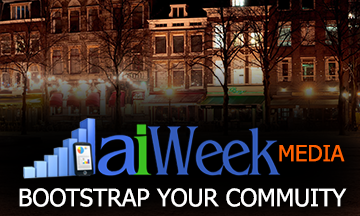 Complimentary membership rewards from  aiWeek Media.